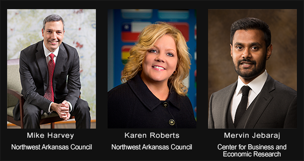 State of Northwest Arkansas Region Report Release and Quarterly Business Analysis Speakers